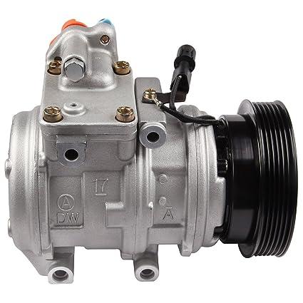 ECCPP Fits Kia Sportage 2005-2007 2.7L A/C Compressor w/Cluth Hyundai