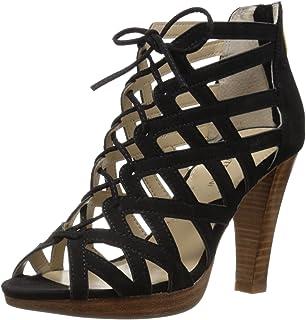 dac0c819b364 Adrienne Vittadini Footwear Women s Anjolie-1 Platform dress Sandal