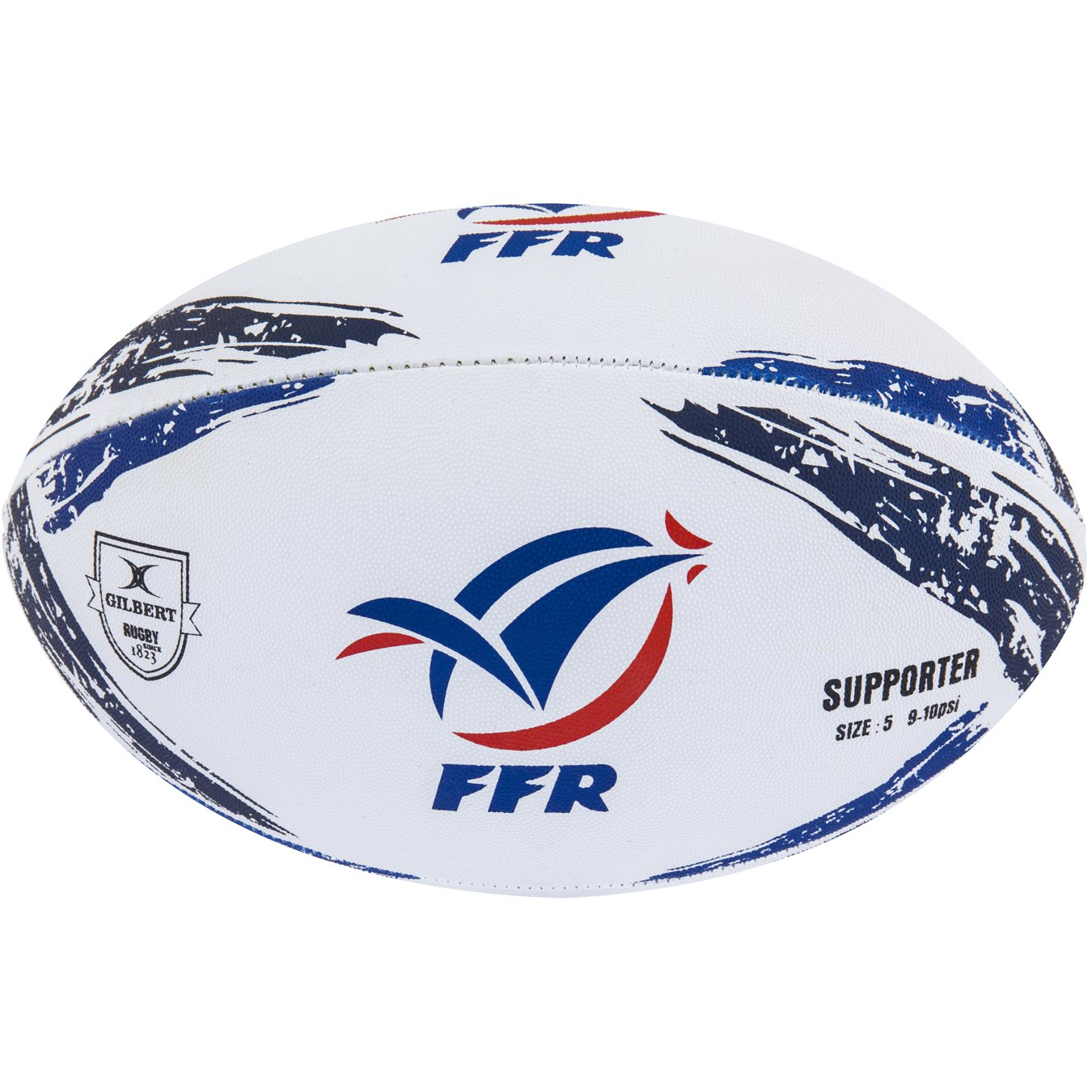 Gilbert Unisexe France Supporter Boule, Multicolore, taille 5 Grays 45084205