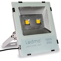 LEDMO 100W LED Flood Light 3000K Warm White