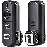 Godox FC-16 2.4GHz 16チャンネル ワイヤレスリモート フラッシュリガーシャッター スタジオストロボトリガーシャッター Canon 5D 6D 7D 5D Mark III 60D 600D 700D 70D 650D 550Dに対応【並行輸入品】