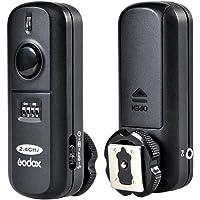 【技適マーク&日本語取扱説明書付き】Godox FC-16 2.4GHz 16チャンネル ワイヤレスリモート フラッシュリガーシャッター スタジオストロボトリガーシャッター Canon 5D 6D 7D 5D Mark III 60D 600D 700D 70D 650D 550Dに対応【並行輸入品】