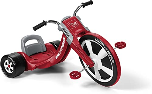 Radio Flyer Deluxe Big Flyer for Kids Ages 3-7