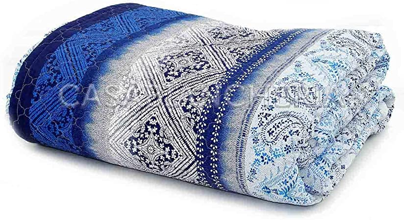 Colcha acolchada para cama doble Bassetti Granfoulard
