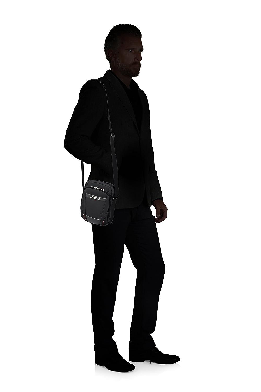 BLACK SAMSONITE TABLET CROSSOVER 7.9 Black 0 cm -PRO-DLX 5 Messenger Bag