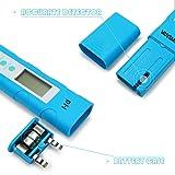 Digital PH Meter, VANTAKOOL 0.01 PH High Accuracy