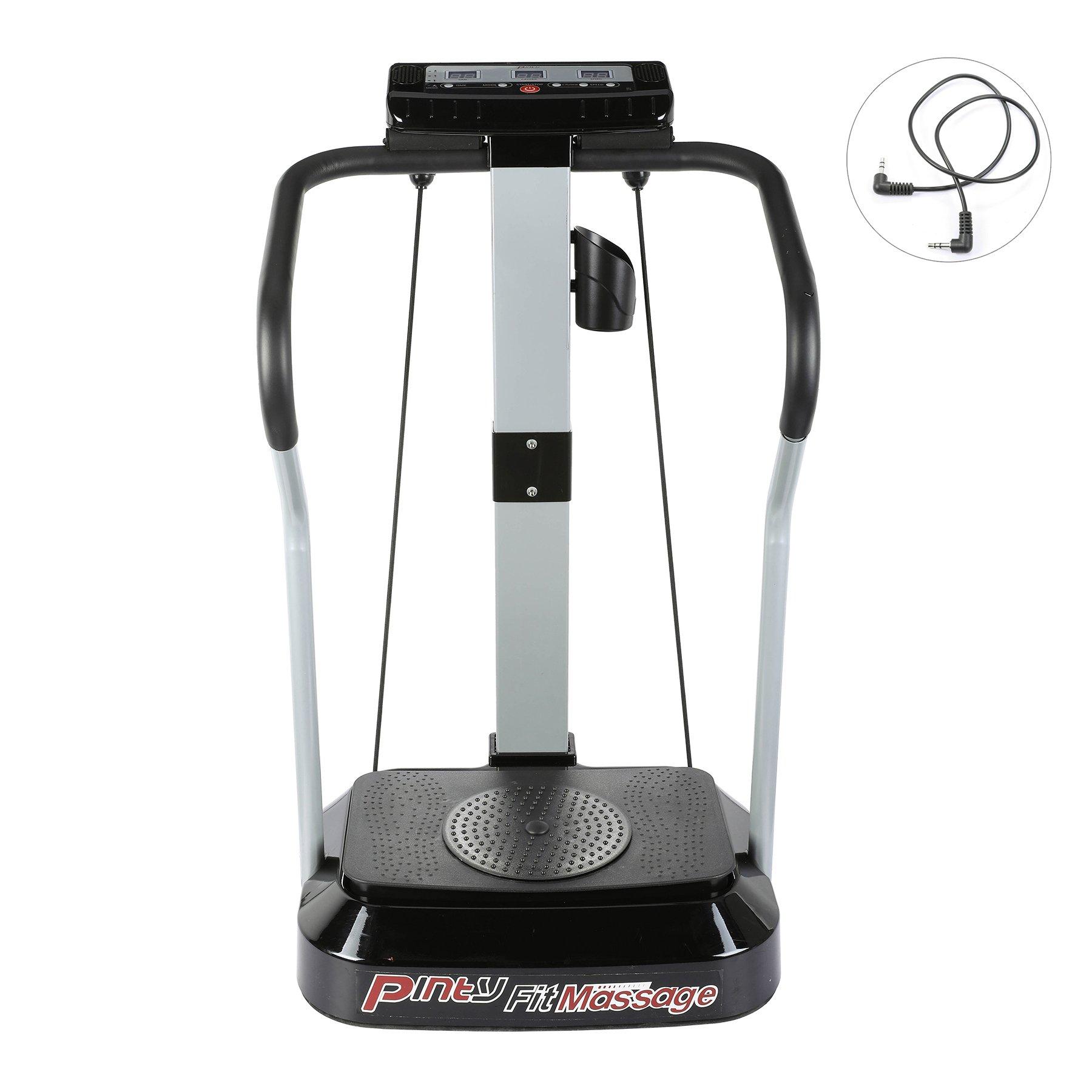 Pinty 2000W Whole Body Vibration Platform Fitness Machine Fit Massager