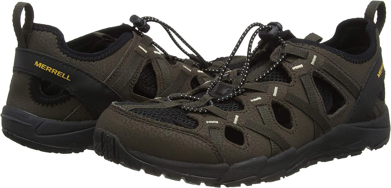 Zapatillas Impermeables Unisex Ni/ños Merrell M-Hydro Choprock Shandal