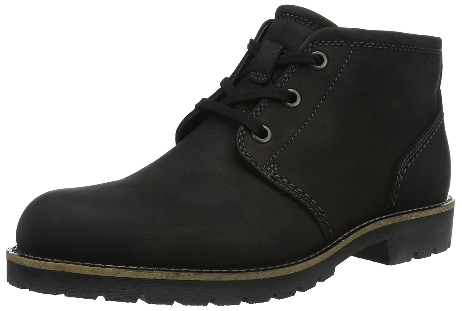 381cf93f43 ECCO Men's Jamestown Mid Chukka Boot