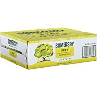 Somersby Pear Cider 375mL Can 375mL Case of 30