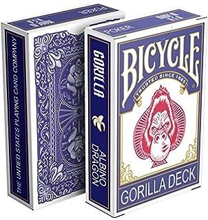 Amazon.com: Grimoire bicicleta cubierta por US Playing Card ...