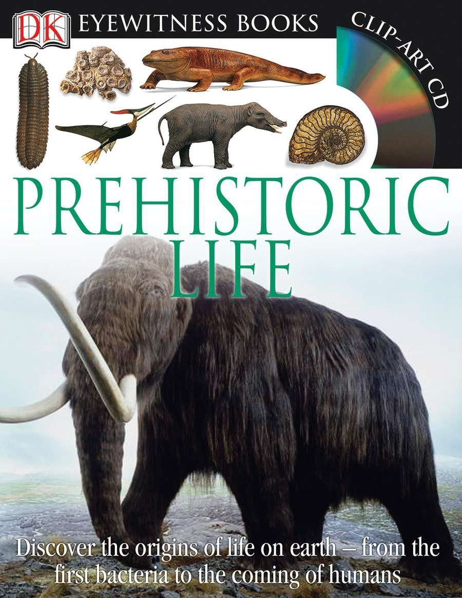 DK Eyewitness Books: Prehistoric Life: Discover the origins of life on earth from the first bacteria to the coming of h Hardcover – January 16, 2012 William Lindsay DK Children 0756690773 History - Prehistoric