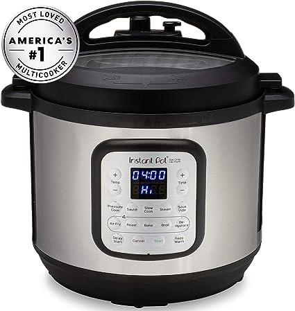 Instant Pot 11-in-1 Duo Crisp Pressure Cooker