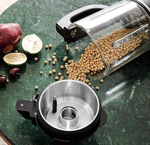 Mezclador de jarra Batidora, licuadora Smoothie 1500W for picar hielo con 8 velocidad (43.000 r / min)