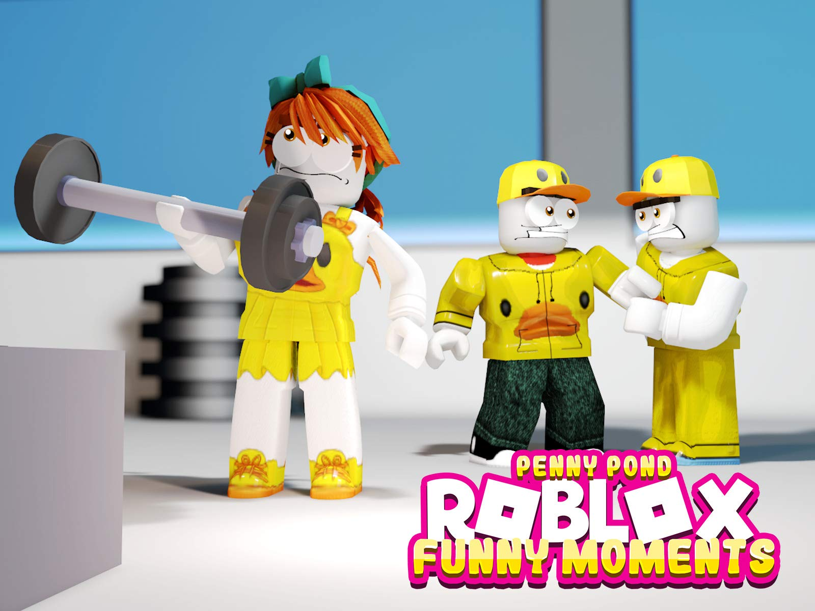 Clip: Roblox Funny Moments (Penny Pond) on Amazon Prime Video UK
