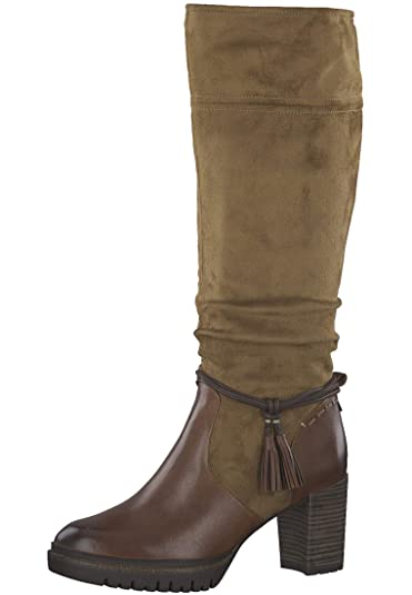 95ad86f205d798 Tamaris Damen 25551-21 Hohe Stiefel  Tamaris  Amazon.de  Schuhe ...
