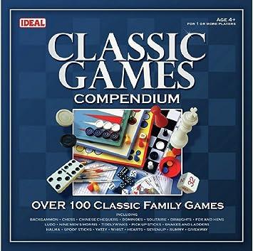 John Adams Ideal Classic Games - Lote de juegos de mesa clásicos ...