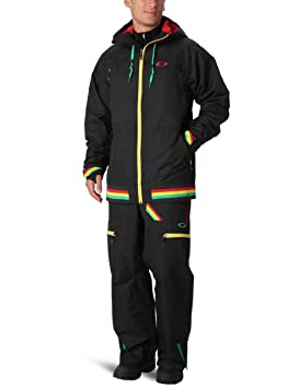 Jet Originate Homme Jacket Ski Oakley Black Veste Xl De YqaOdBw