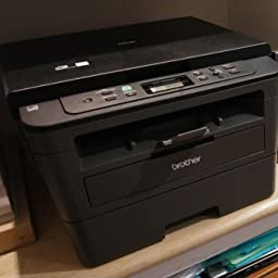 Brother DCPL2530DW - Impresora multifunción láser monocromo Wifi ...