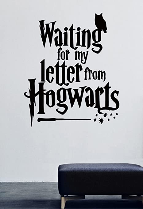 Amazoncom Harry Potter Quotes Waiting For My Letter To Hogwarts