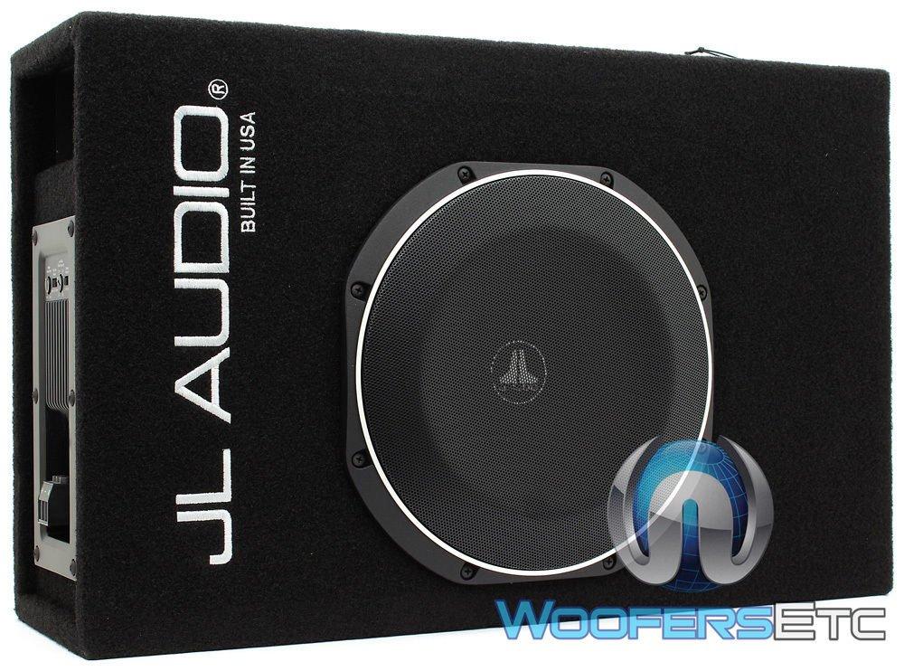 amazon com jl audio acp110lg tw1 400w microsub amplified subwoofer rh amazon com Power Amp Power Amp