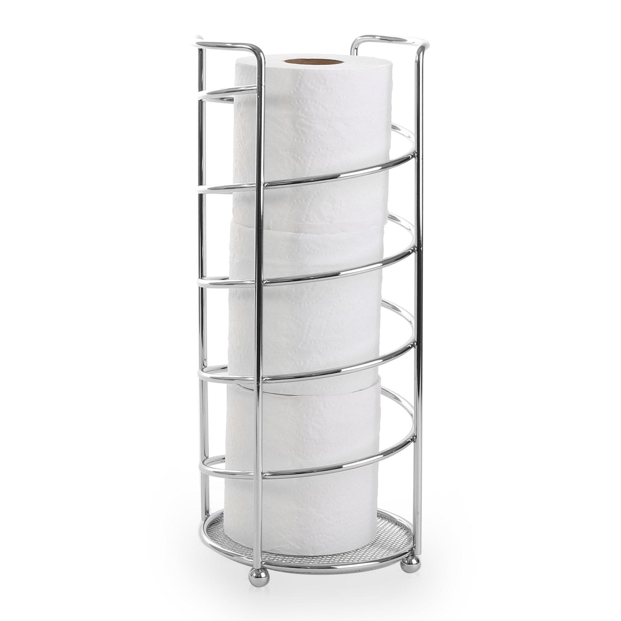 BINO 'Spiral' Toilet Paper Holder by BINO