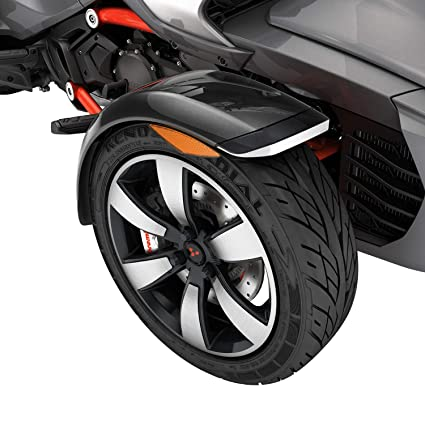 Amazon Com Can Am Spyder F3 Rt Rs St Low Brow Custom Front Fenders