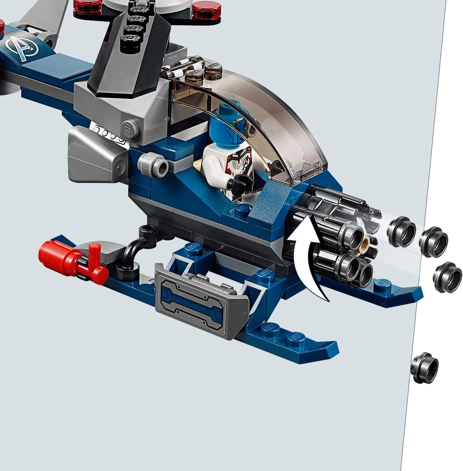 LEGO Super Heroes - Batalla en el Complejo de los Vengadores ...