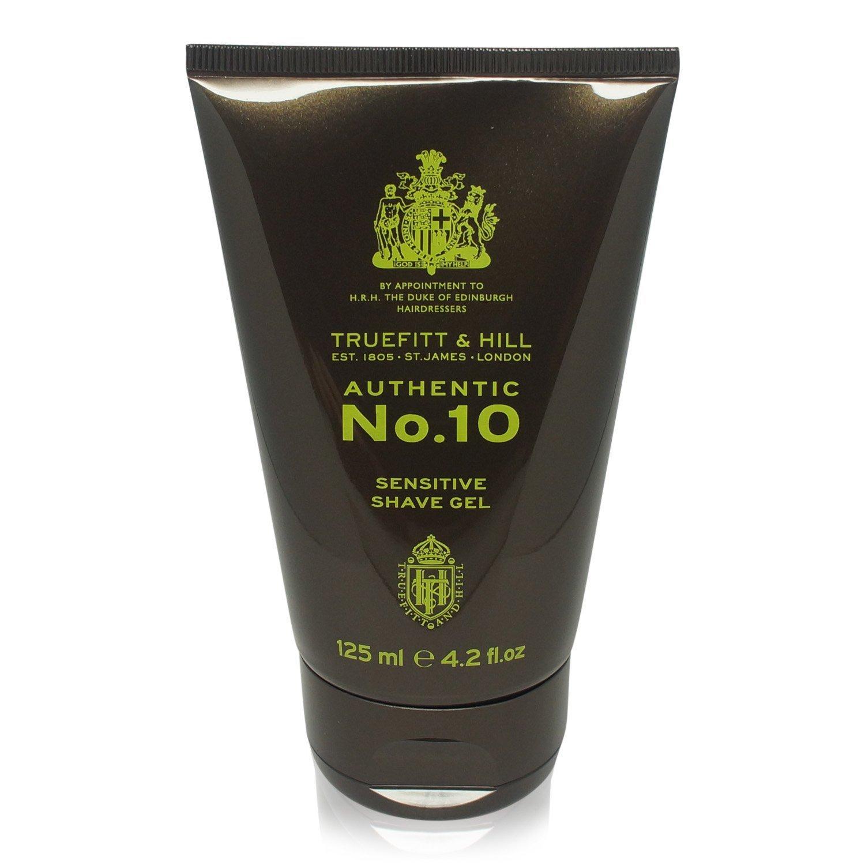 TrueFitt & Hill 125ml Authentic Sensitive Shaving Gel 1002