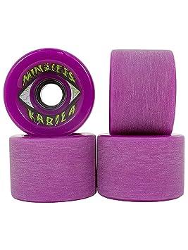 Mindless Longboards Voodoo Kabila Ruedas, Unisex Adulto, 81a Purple, 75x52 mm