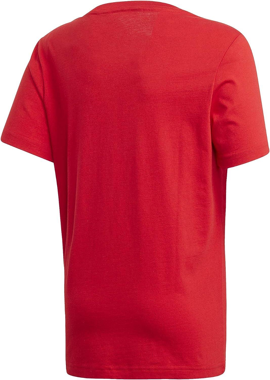 adidas Boys Yb E Lin Tee T-Shirt