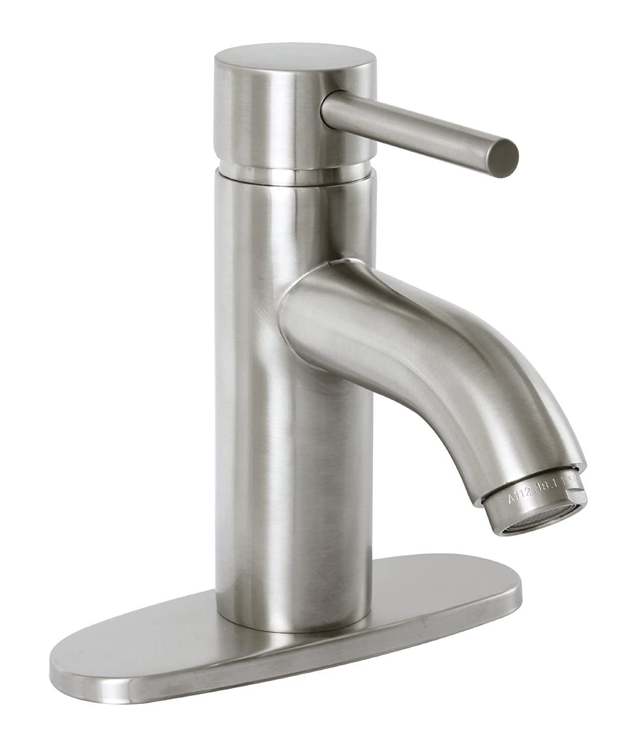 Premier Essen Single Handle Lavatory Faucet Chrome Touch