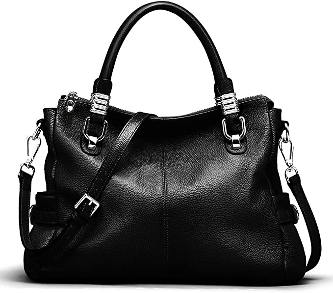 Women's Vintage Genuine Leather Handbag