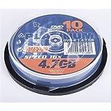 Platinum DVD-R 4,7 GB DVD-Rohlinge (16x Speed) 10er Spindel