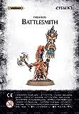Games Workshop Warhammer Dwarf Fyreslayers Battlesmith