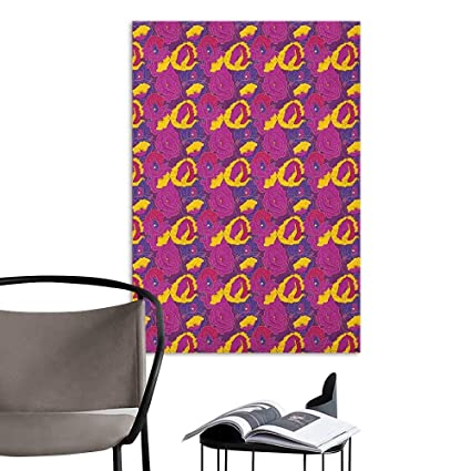 Amazon Com Wall Mural Wallpaper Stickers Colorful Artistic