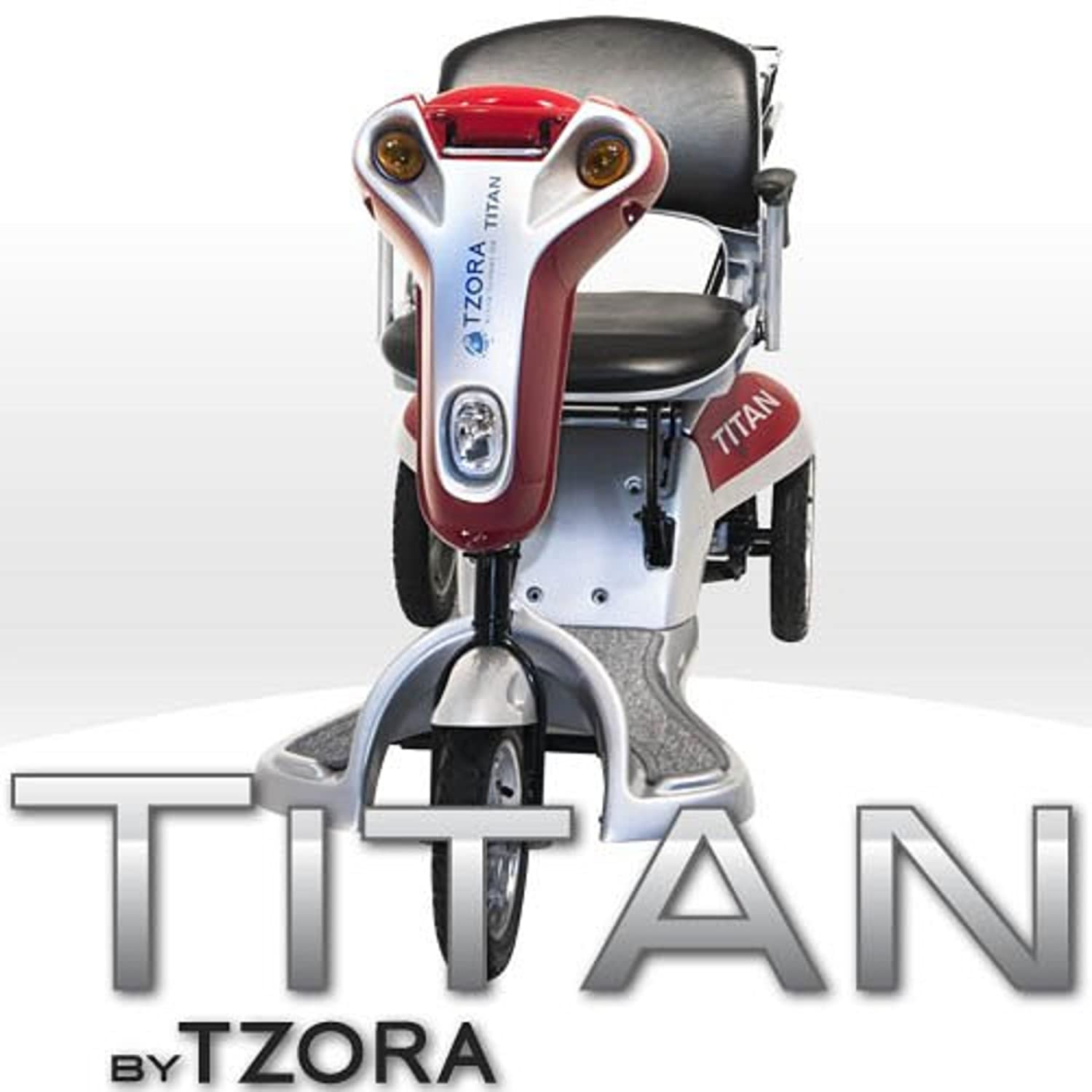 Amazon.com: Tzora – Titan – ligera, plegable – Patinete de 3 ...