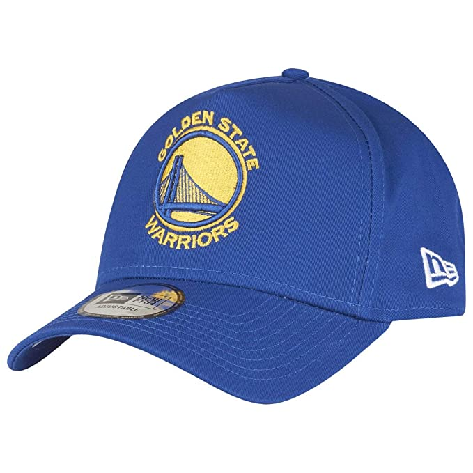 A NEW ERA Gorra de Retroceso Aframe 2 del Equipo NBA ~ Golden State Warriors: Amazon.es: Ropa y accesorios