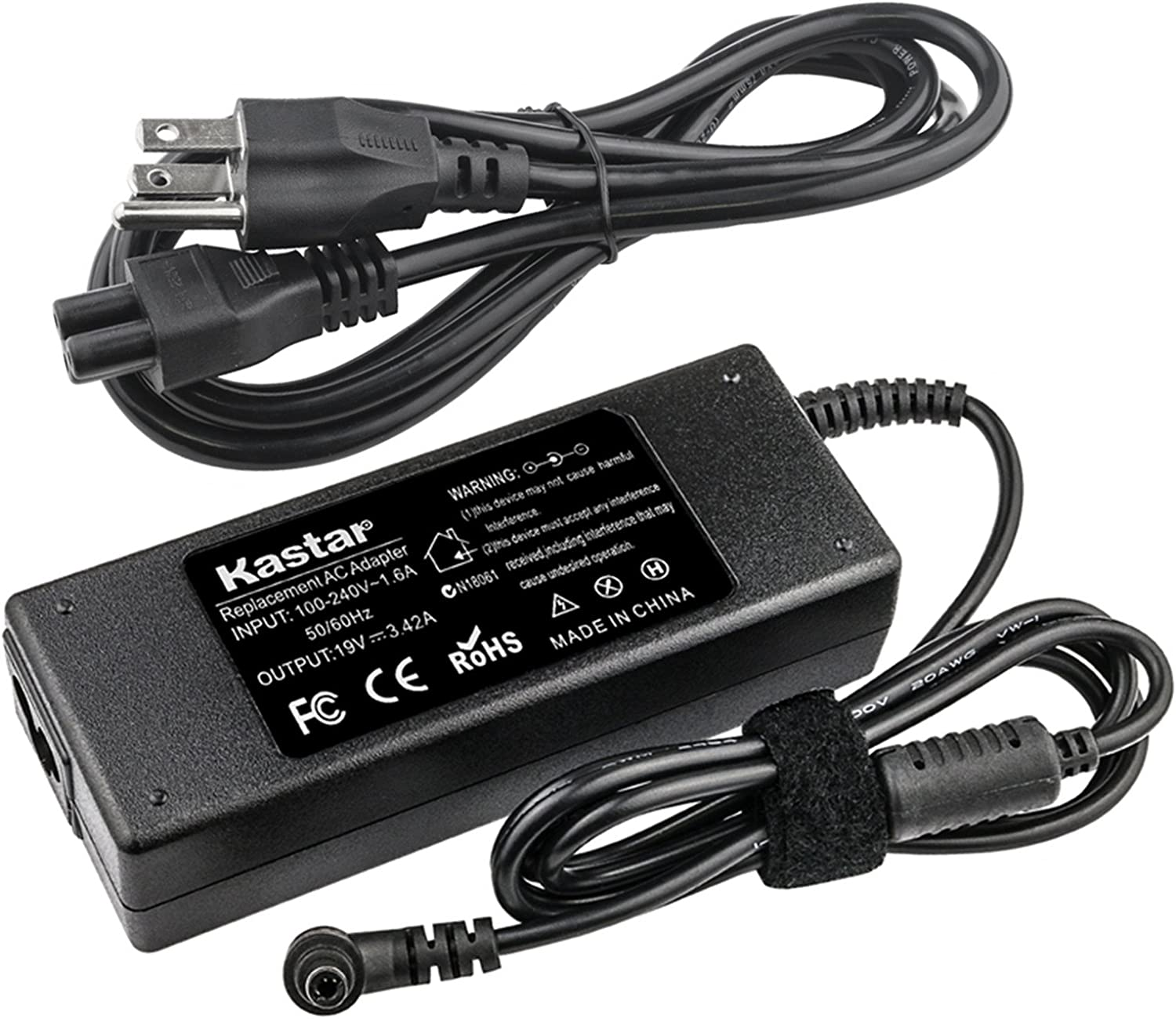 Replacement Laptop / Notebook AC - DC Adapter / Charger For Toshiba Satellite SP5104A C675D-S7101 C675D-S7109 C675D-S7310 C675D-S7328 C650D-BT4N11 C650-ST4NX1 C655D-5300 C655D-S5124 C655D-S5511 C655D-S5515 C655D-SP5186M C655D-SP5295M C655-S5121 C655-S5307 C655-S5544 C655-S9532A C655D-S5200 C655D-S5202 C655D-S5210 C655D-S5226 C655D-S5228 C655D-S5230 C655D-S5232 C655D-S5233 C655D-S5234 C655D-S5236 C655D-S9511D C655D-SP4131l C655D-SP4151M C655-S5060 C655-S5061 C650-BT4N12 C650-BT4N13 C650D-ST4N01 C650D-ST4NX1 C650-ST2N01 C650-ST2NX1 C650-ST2NX2 C650-ST3NX1 C650-ST4N02 C655D-S5084 C655D-S5089 C655D-S5120 C655D-S5126 C655D-S5192 C675-S7103 C675-S7104 C675-S7106 C675-S7133 C675-S7308 C675-S7318 C675-S7321