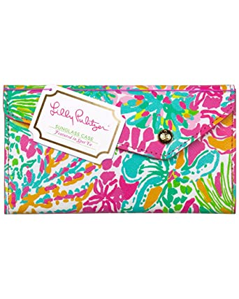 ee01333b82 Lilly Pulitzer Women s Sunglass Case