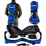 Swagtron Hands-Free Smart Board Backpack Strap Carry Bag - For T1 and T5, and Most Other Hoverboards
