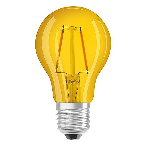 Osram 4058075816077 Ampoule Led Couleur Jaune 4w Equivalent