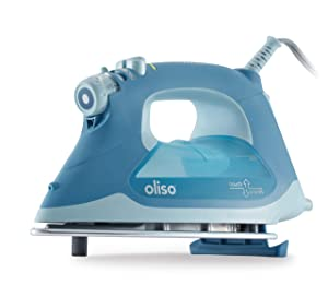 Oliso TG1050 Smart Iron with iTouch Technology 1600 Watts