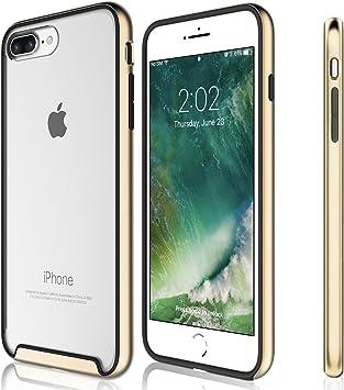 Funda iPhone 8 Plus, iPhone 7 Plus: Amazon.es: Electrónica