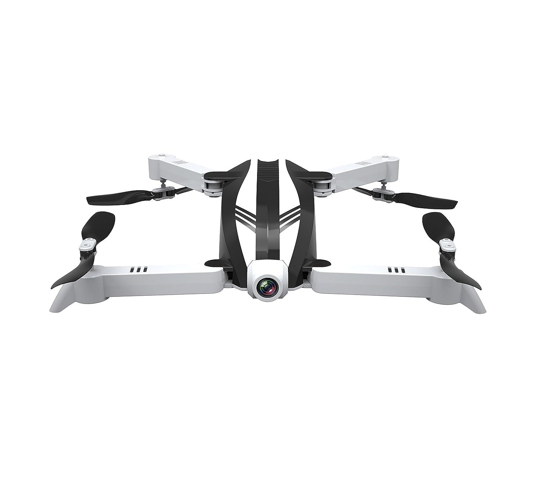 SGOTA RC Drohne, faltbar, 2,4 GHz, 6-Achsen-Gyro-Fernbedienung, Drohne, FPV, WiFi, RC Quadcopter mit 720P HD 120° FOV Live Kamera