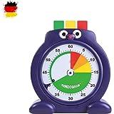 Die intelligente Zeituhr Timer Lernuhr Stoppuhr für Kinder Eltern Lehrer Schule, Uhr, Zeit, Lernen, Fördernder Lernfaktor und Spaßfaktor ist sehr groß,