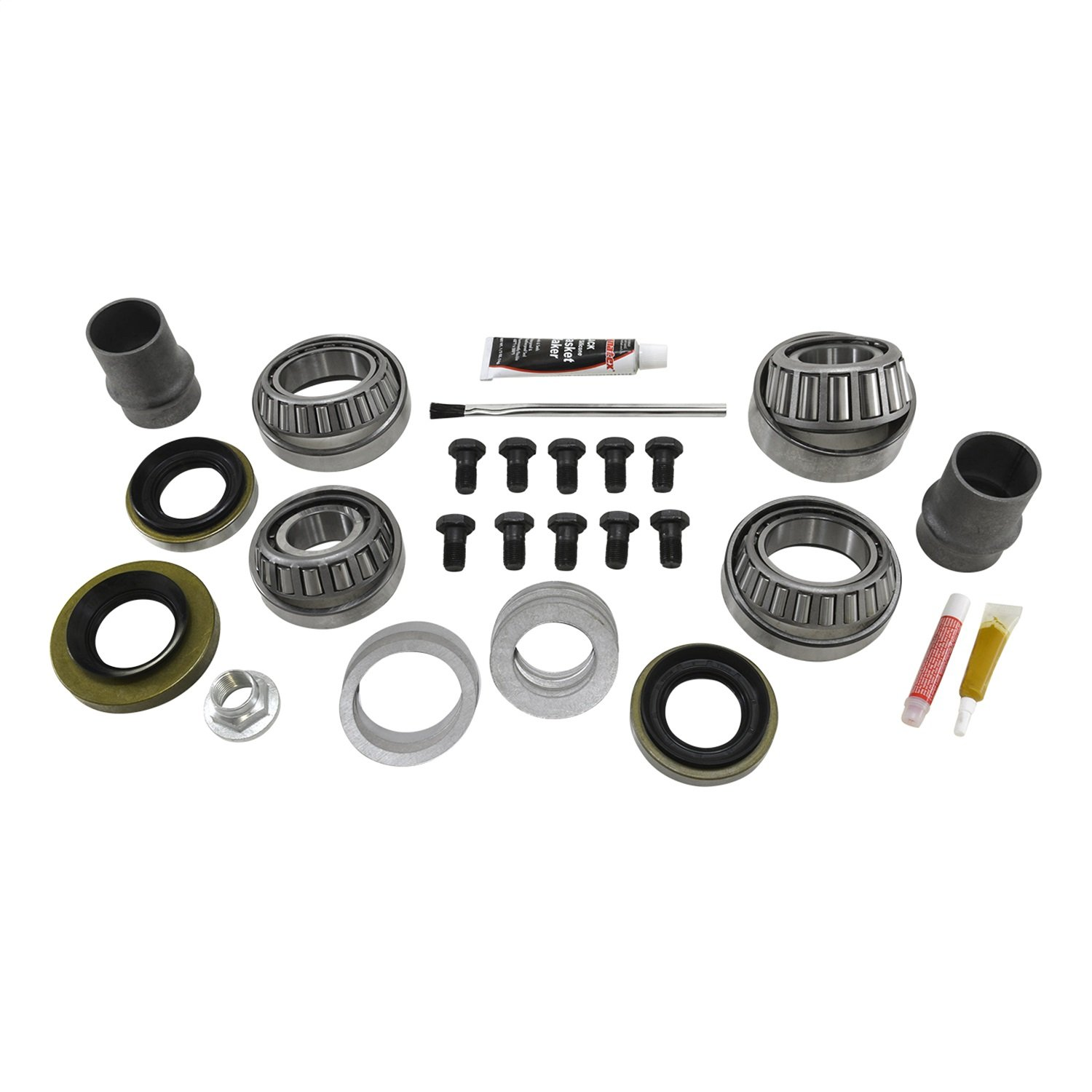 Yukon Gear & Axle (YK T7.5-4CYL) Master Overhaul Kit for Toyota 4-Cylinder Engine 7.5 IFS Differential
