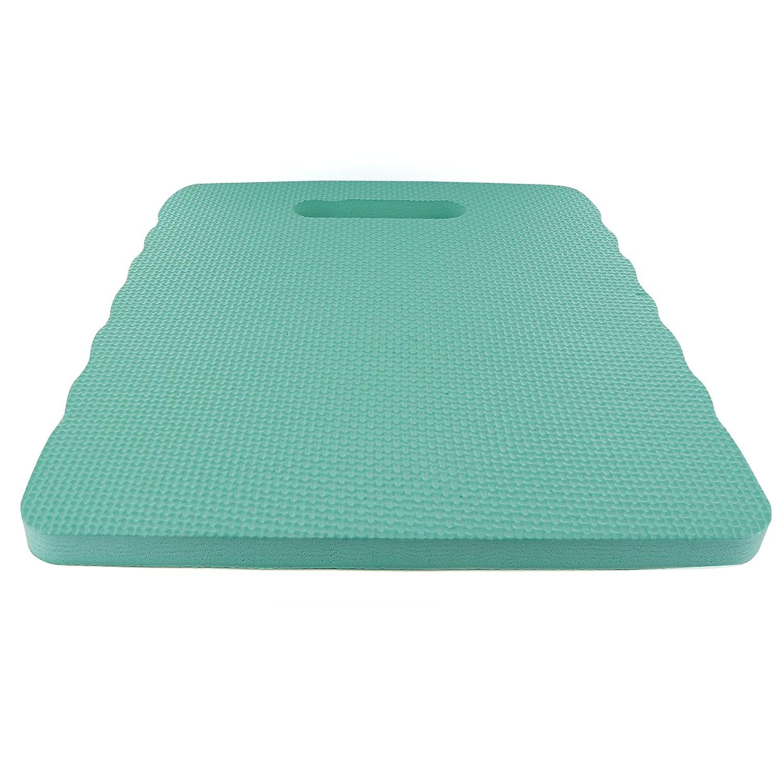 RamPro Kneeling Knee Pad Great for Gardening Praying Floor Cleaning 2 Per Pack Heavy Duty Durable Thick Kneeling Mat for Knees Baby Bath Kneeler
