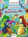 Almanaque dos Dinossauros - Coleção Almanaques Infantis