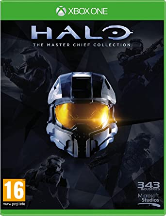 Halo: The Master Chief Collection (Xbox One): Amazon co uk